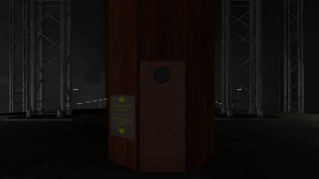 D'ni mine, elevator