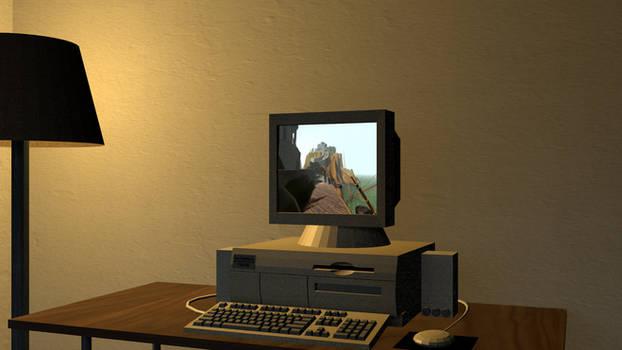 CGI Macintosh