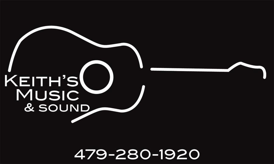 Keith's Music Store logo