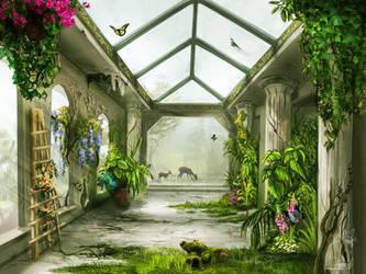 Dreaming of a Secret garden