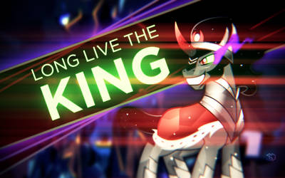 King Sombra: Long Live The King by SteffyO1992