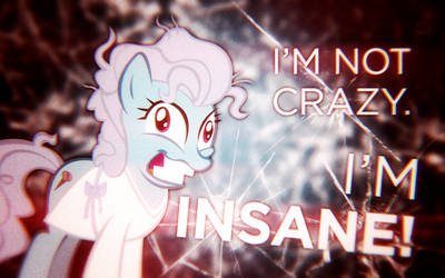 Screw Loose: Not crazy. Insane! by SteffyO1992