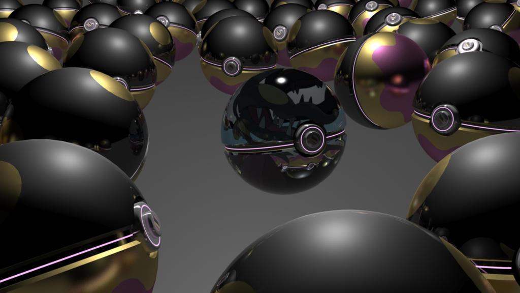 Mega Mawile Pokeball 2.0 wallpaper by HaizeaShepard