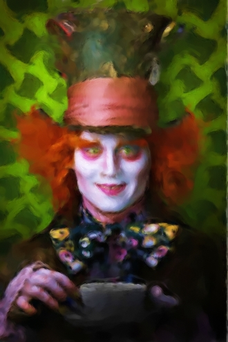 The Mad Hatter by Smarticlesface