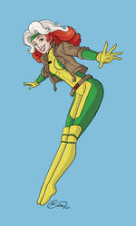 R is for Rogue by jillybean200x