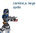 my own sprite by mofofo