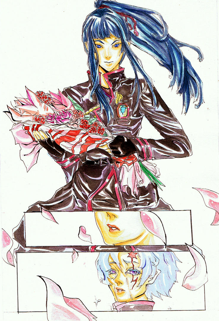 Kanda's Valentine Gift by Caim-The-Order