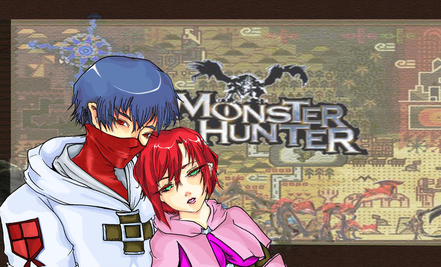 Monster Hunter Romance by Caim-The-Order