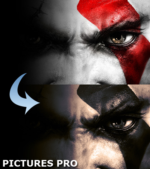 gallery for kratos hd wallpaper