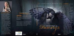 Book Cover Design: Daenerys Destiny