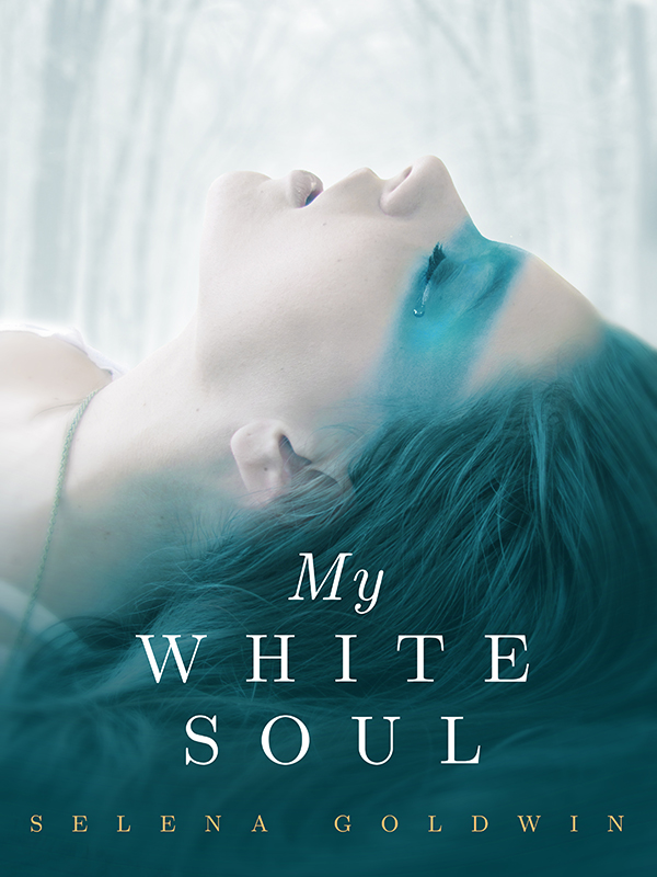 My Art Book Cover : Book cover my white soul by marinabookcovers on deviantart