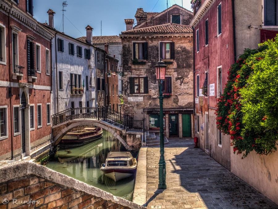 Venice - 12 by Runfox