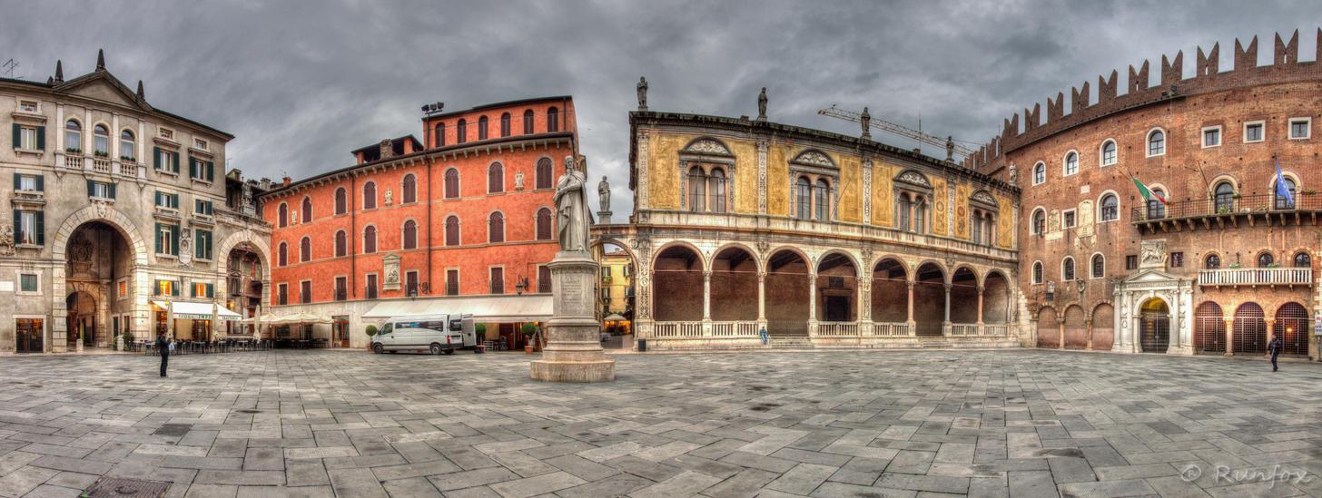 Piazza dei signori (Dante) by Runfox