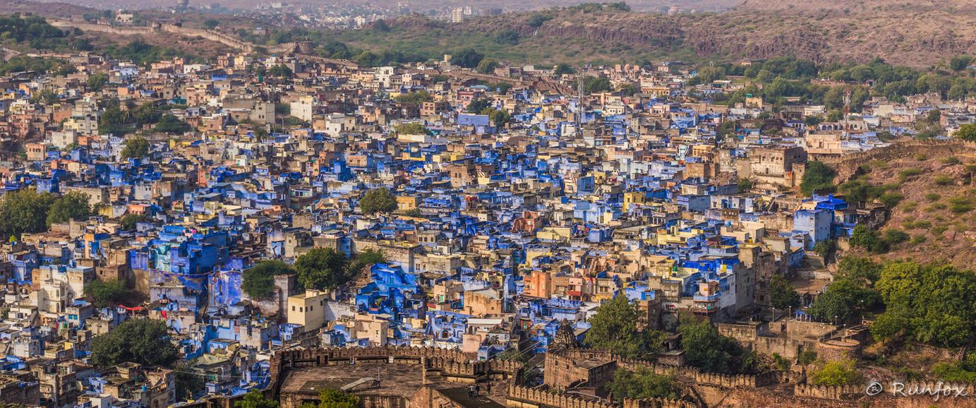 Jodhpur by Runfox