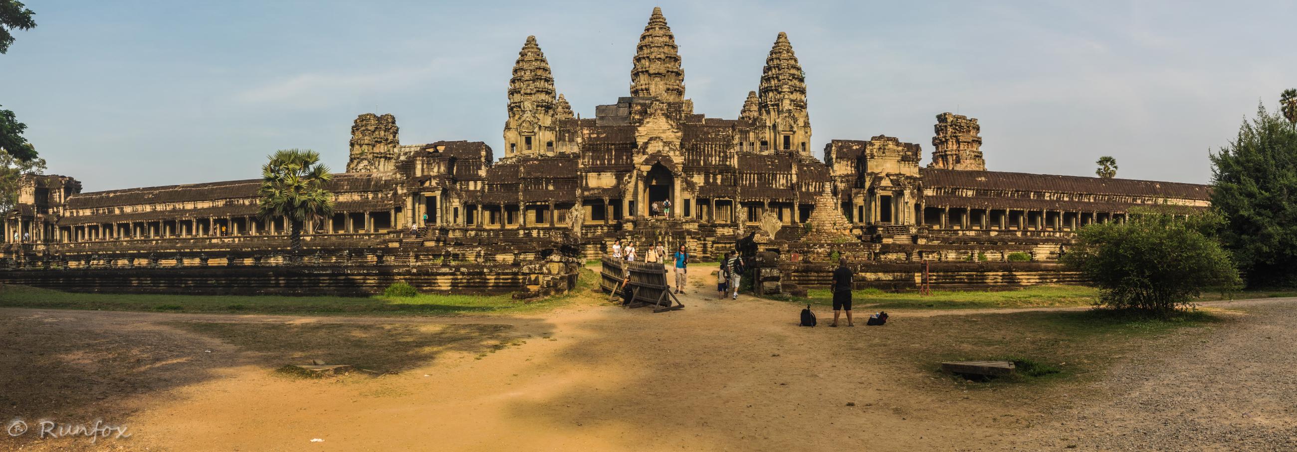 Cambodia by Runfox