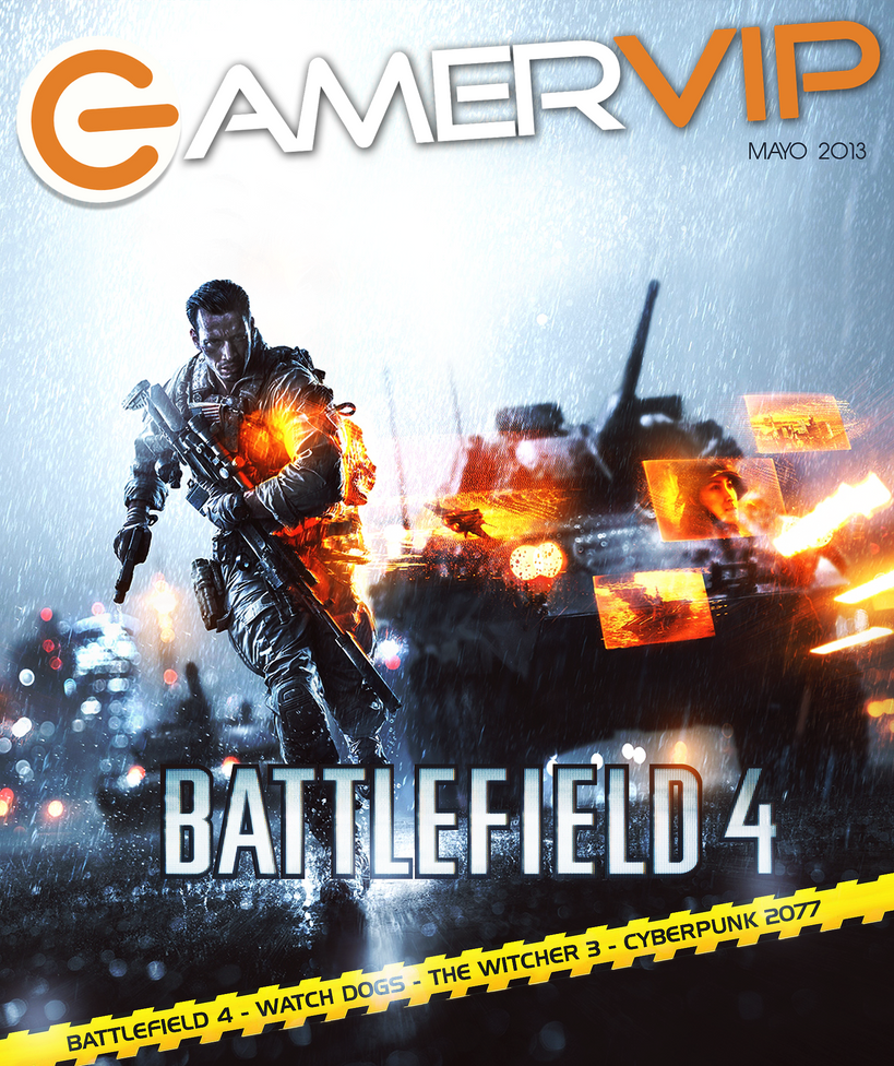GamerVIP – Mayo 2013