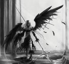 Angel of death 09 14 by VampireDevilDude