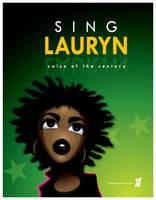 Sing Lauryn by braeonArt