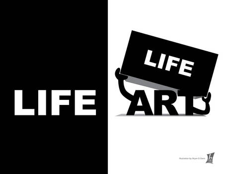 Art Imitating Life