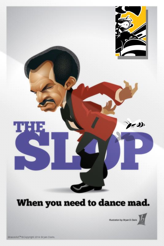 The Slop Dance by braeonArt