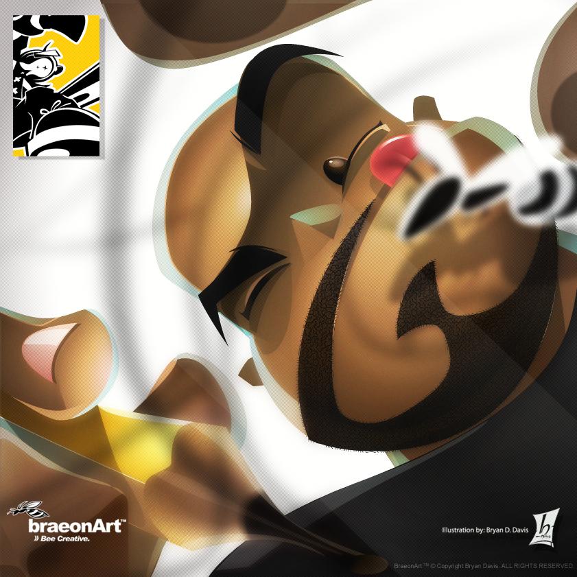 Mr. Bee by braeonArt