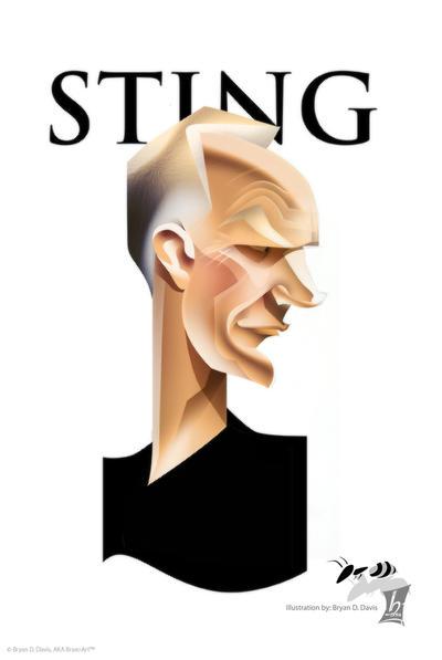 STING by braeonArt