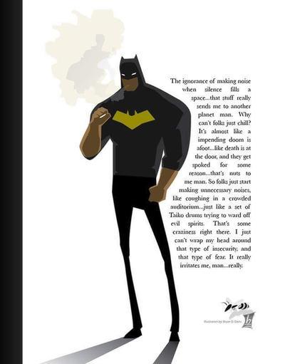 Bats on break by braeonArt