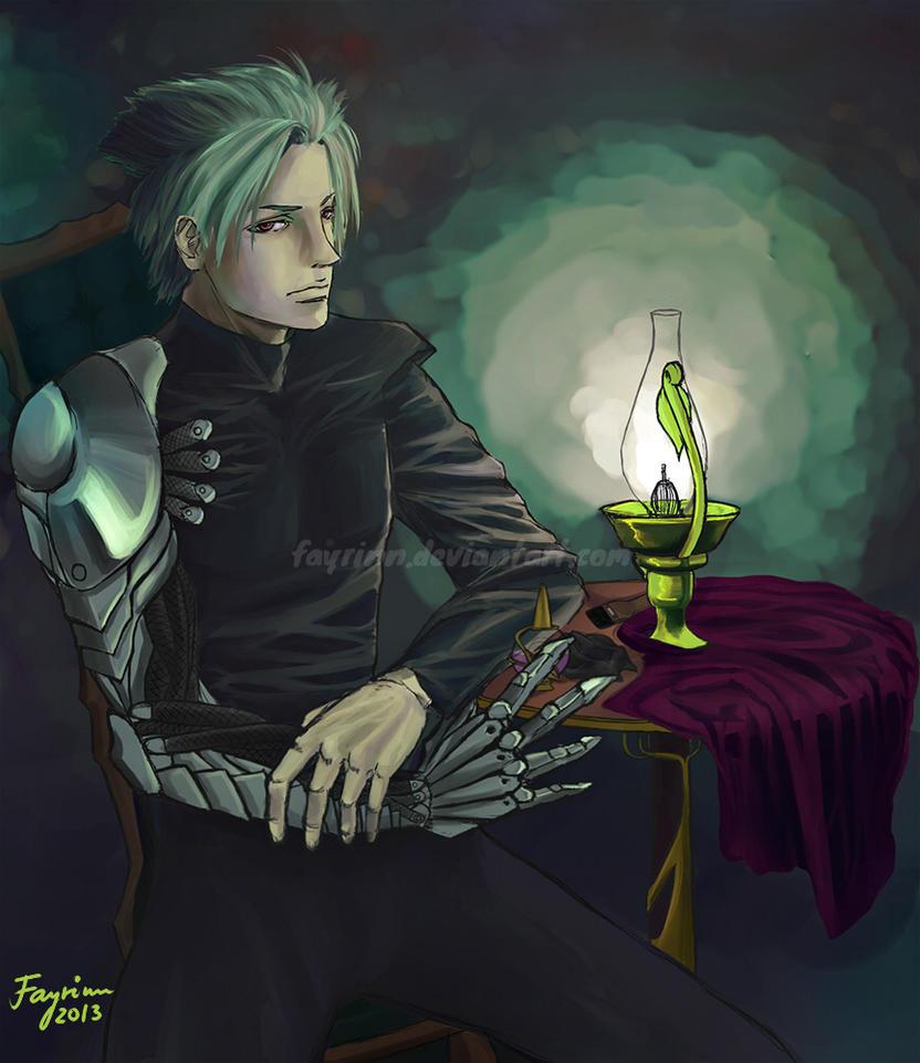 [Escaflowne] Prince No More by fayrinn