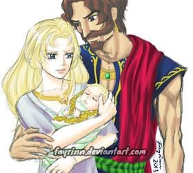 The Freid Family by fayrinn