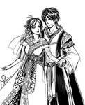 [Escaflowne] Newlyweds