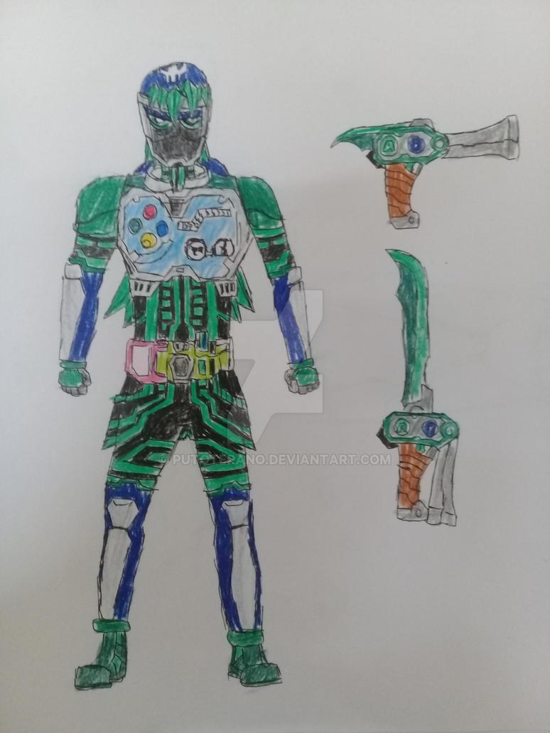 Kamen Rider Chronicle [Kamen Rider Fanfic Idea&Rec Thread