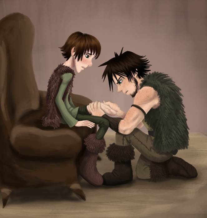 How To Train Your Dragon Astrid And Hiccup Fanfiction
