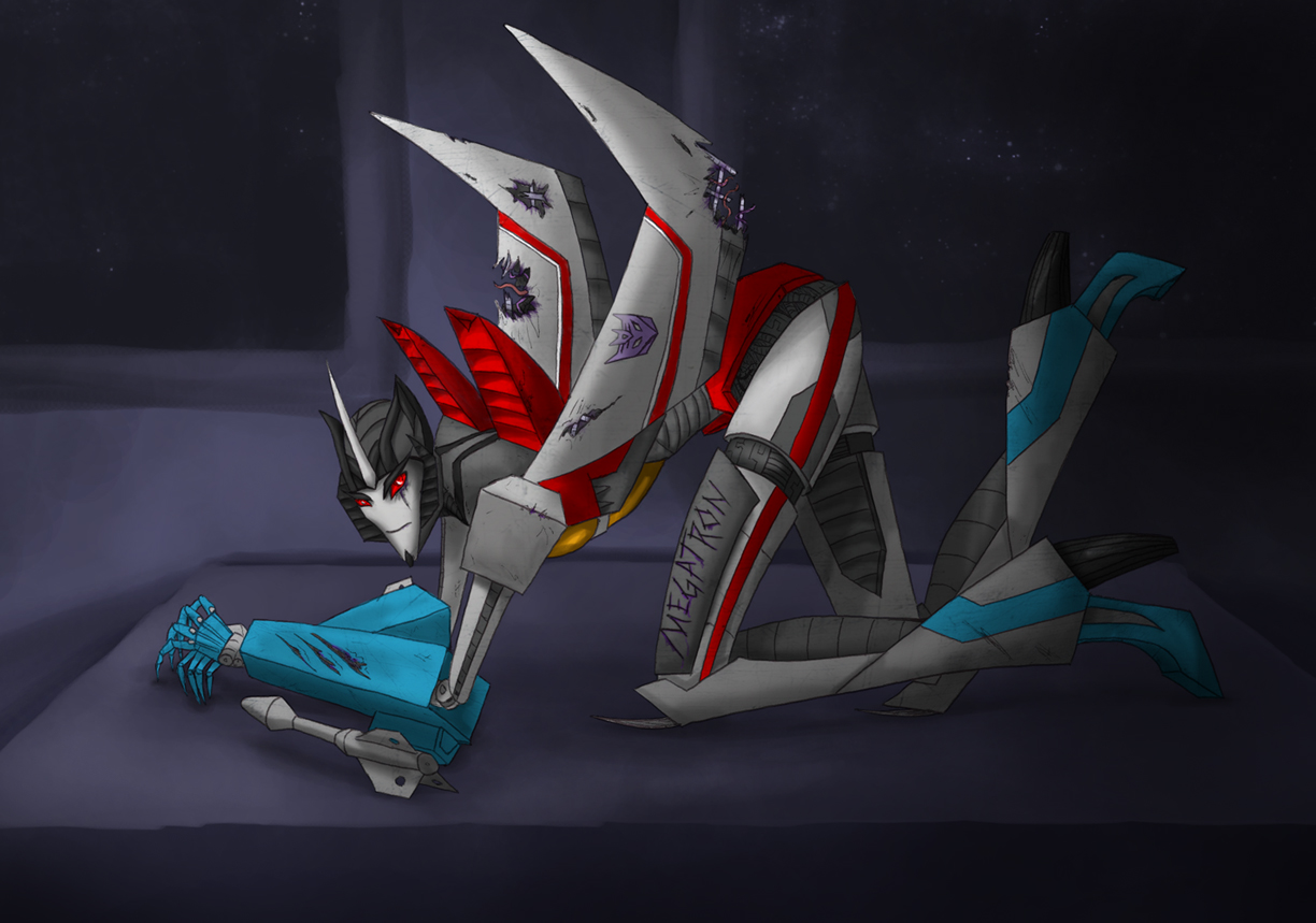 Starscream Remix by JenKristo