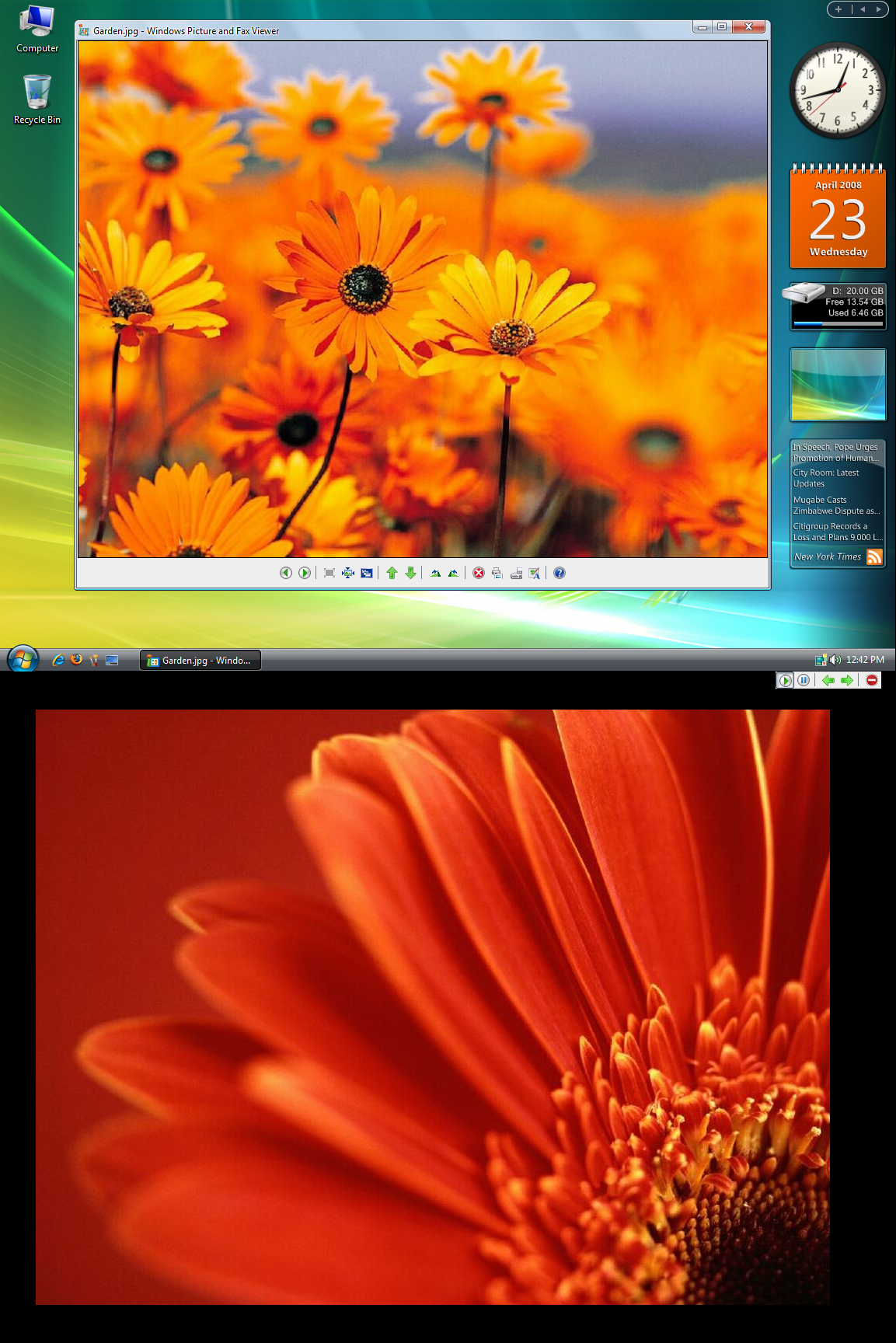 How to open Windows 8.1 Fax and Scan, to scan and fax the Windows pictures and fax viewer