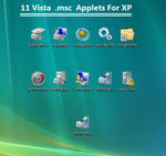 Vista Console Applets for XP