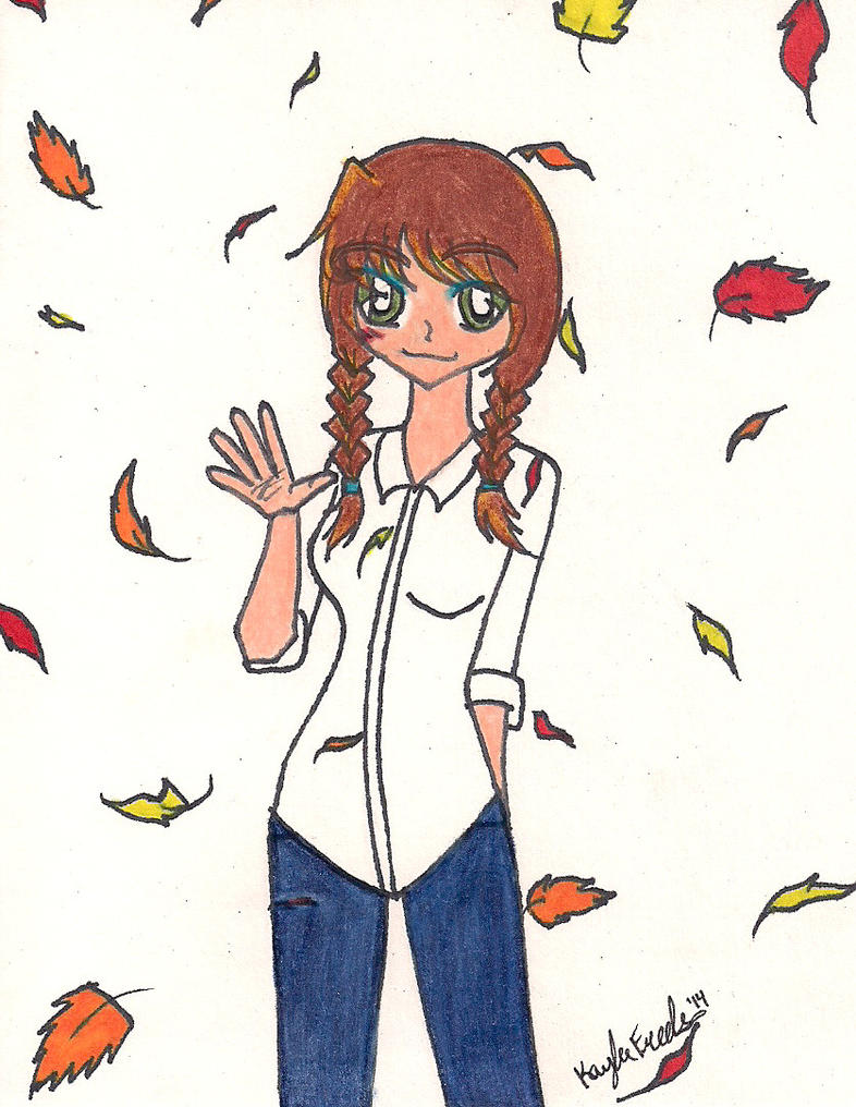 Fall Thanks by rumiko18