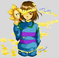 Flowerfell- I am okay. by Greywalker2