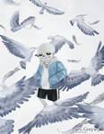 Sans - Birds (Uncover)