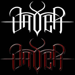 Vader Logo Competition by Damien-X