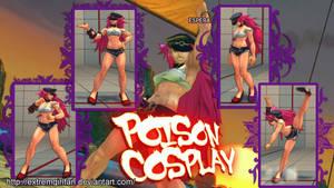 Sakura Poison cosplay