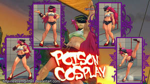 Sakura Poison cosplay by Siegfried129