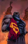 Darkseid colors