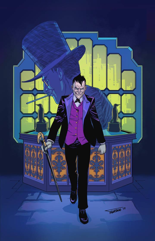 Gotham's Penguin by DRPR