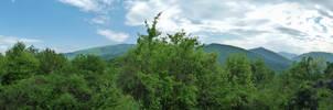 Panorama from Levke