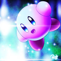 Kirby by LatikSoulRichie