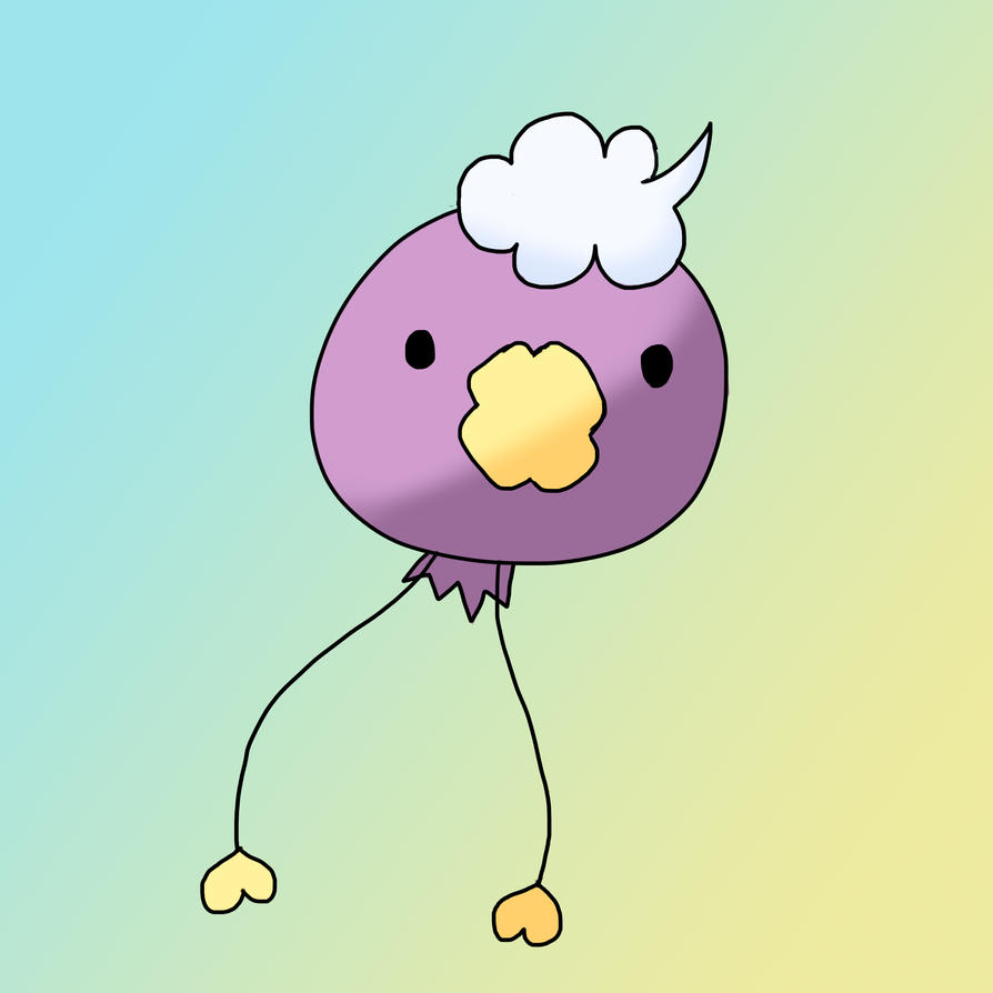 Drifloon by Tainted-Fire