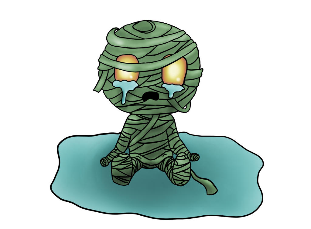 Amumu by Tainted-Fire