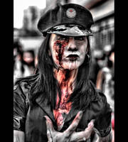 Zombie Walk 1 by mariancastello
