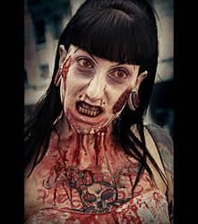 Zombie Walk 4 by mariancastello