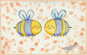 Lovebees by yuki-the-vampire